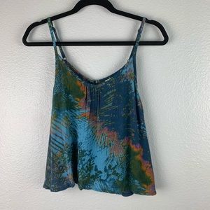 NWT Mossimo Supply Co. Multi-Color Crop Top